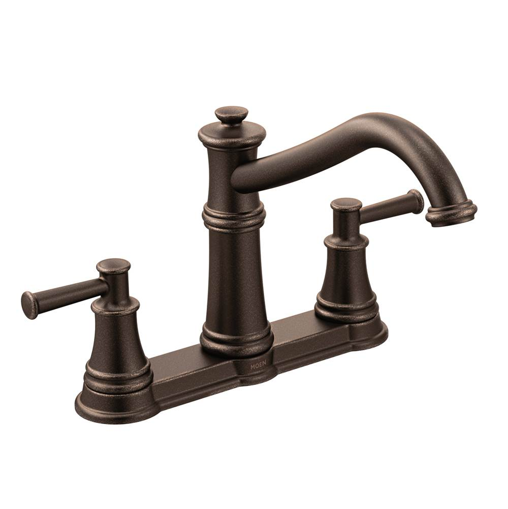 Moen Deck Mount Kitchen Faucets item 7250ORB