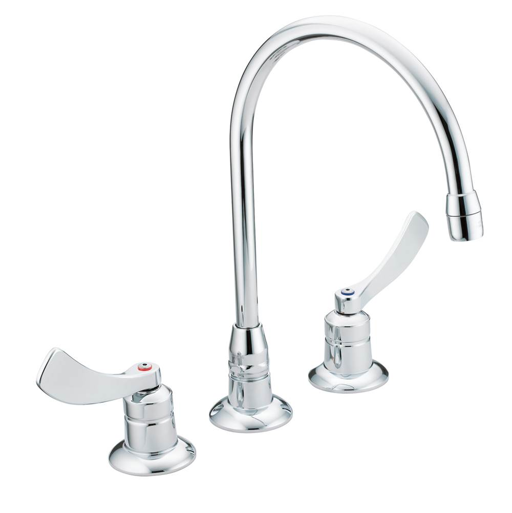 Moen Widespread Bathroom Sink Faucets item 8225SM