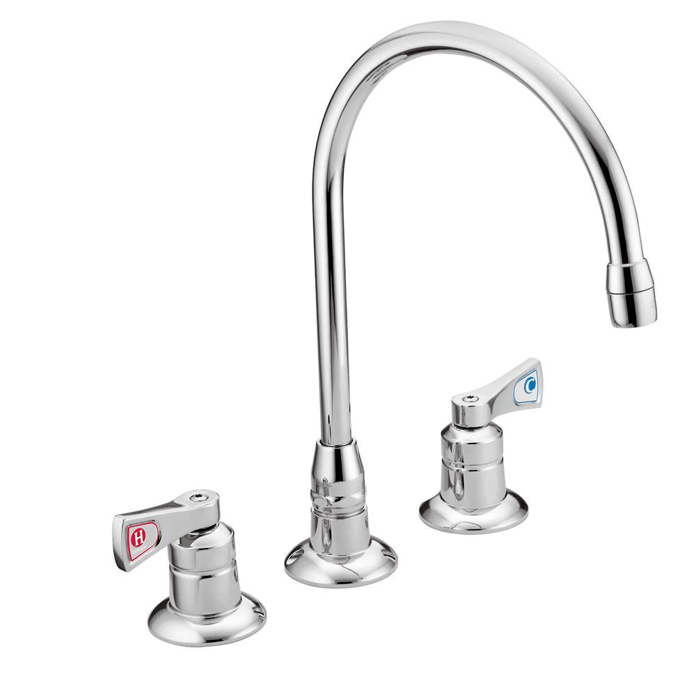 Moen Widespread Bathroom Sink Faucets item 8227