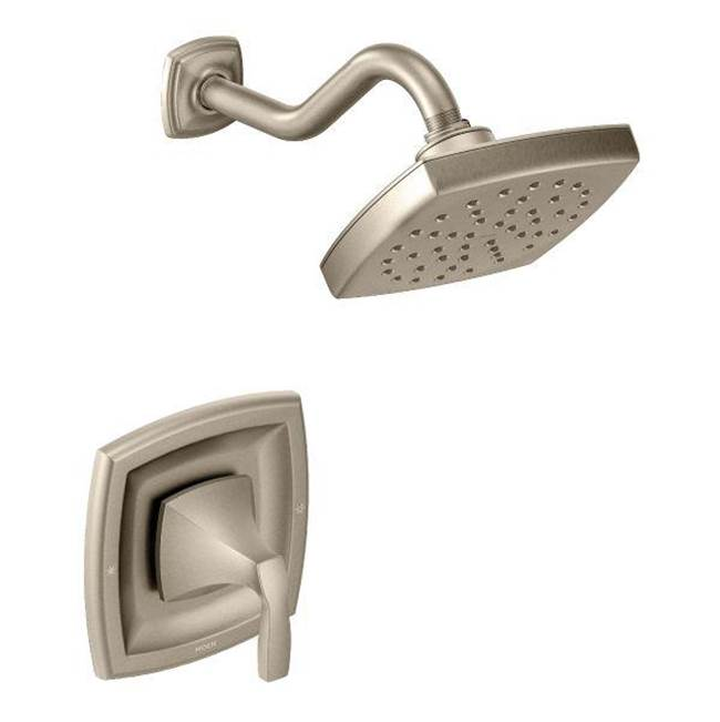 Moen  Shower Only Faucets With Head item T3692BN