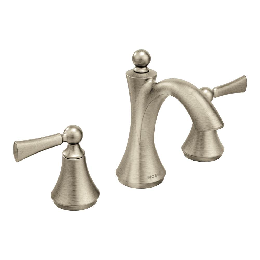 Moen Widespread Bathroom Sink Faucets item T4520BN