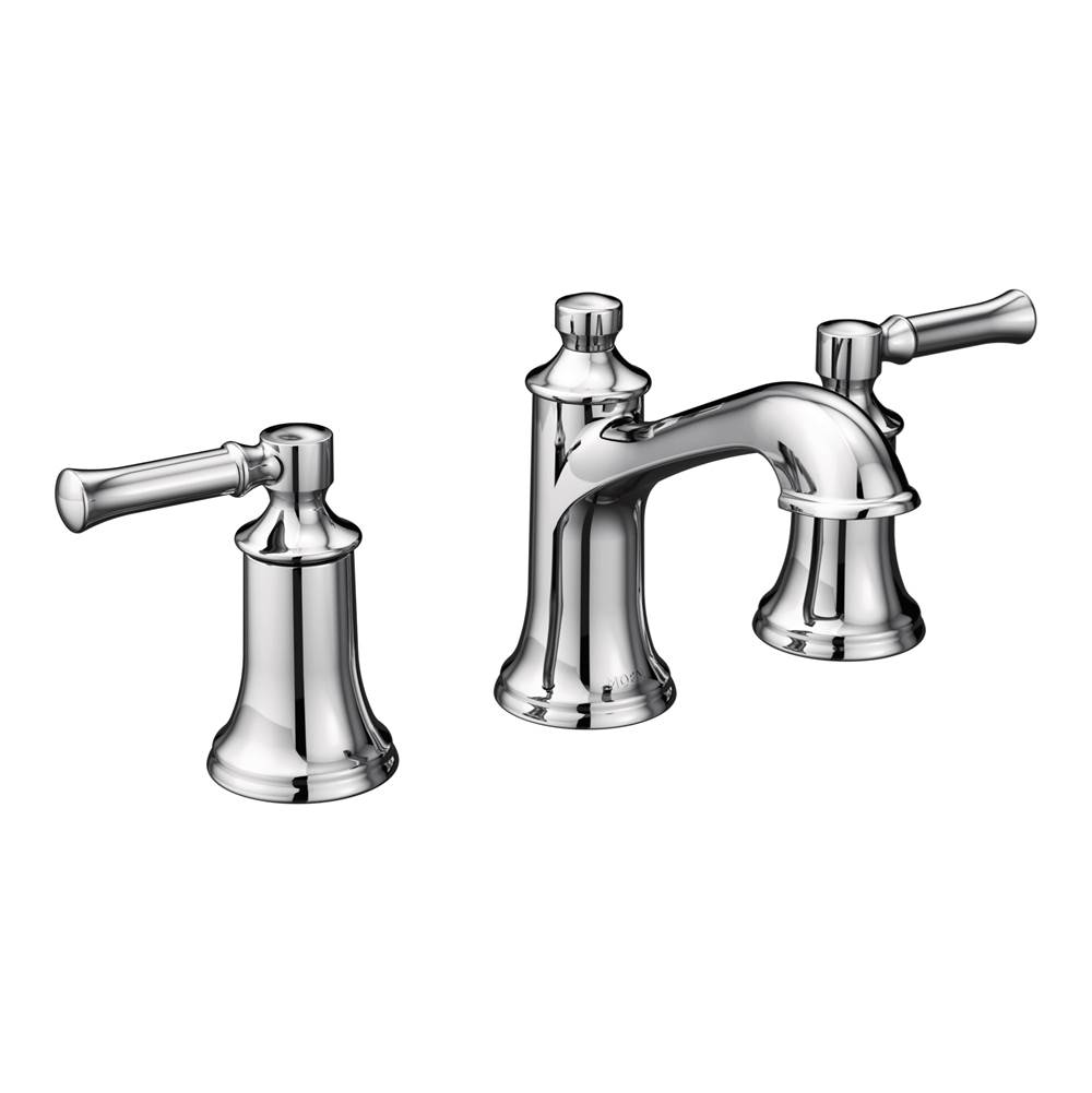 Moen Widespread Bathroom Sink Faucets item T6805