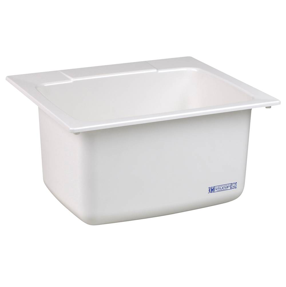 Mustee And Sons  Laundry And Utility Sinks item 10C