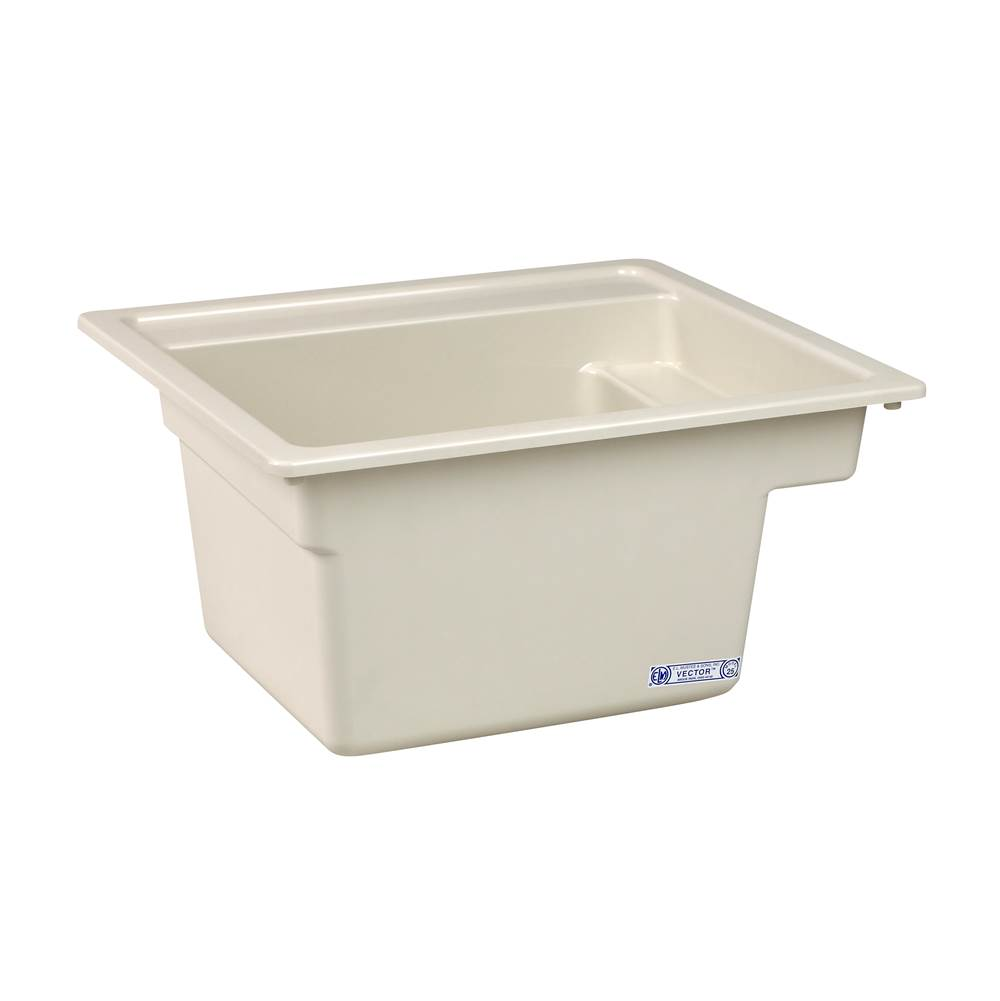 Mustee And Sons  Laundry And Utility Sinks item 25BT