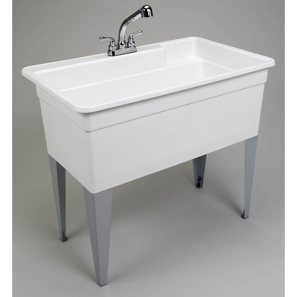 Mustee And Sons  Laundry And Utility Sinks item 28CF
