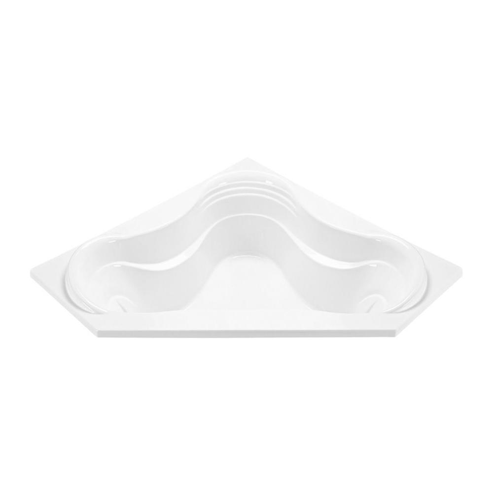 MTI Baths Drop In Soaking Tubs item S48-WH