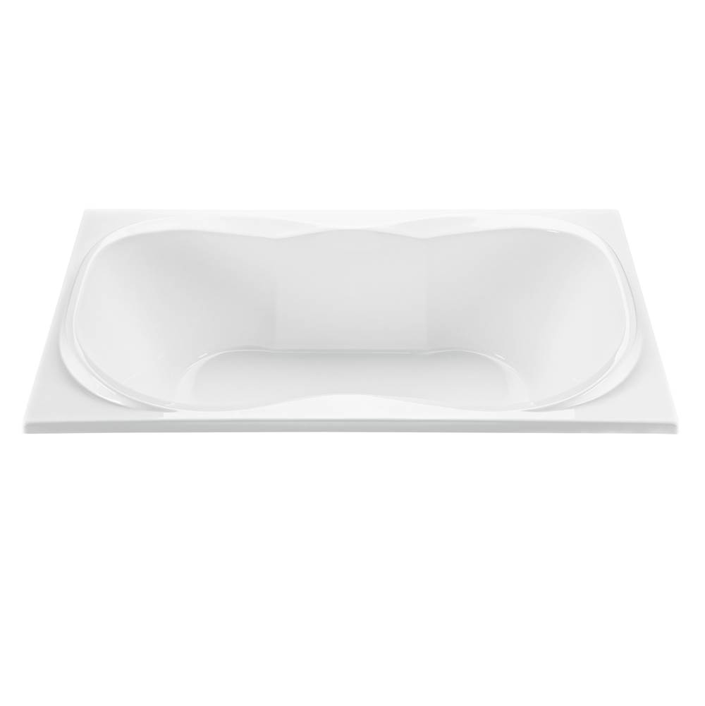 MTI Baths Drop In Soaking Tubs item S62-WH
