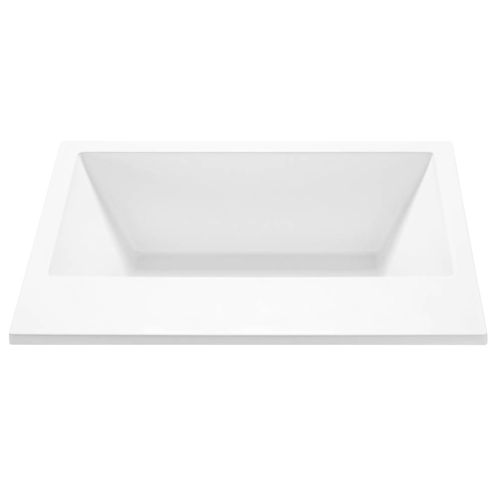 MTI Baths Drop In Whirlpool Bathtubs item P84U-BI-DI