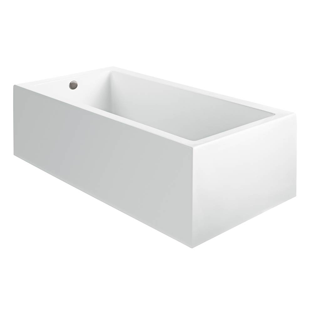 MTI Baths Three Wall Alcove Air Bathtubs item AST91ASCULPT3