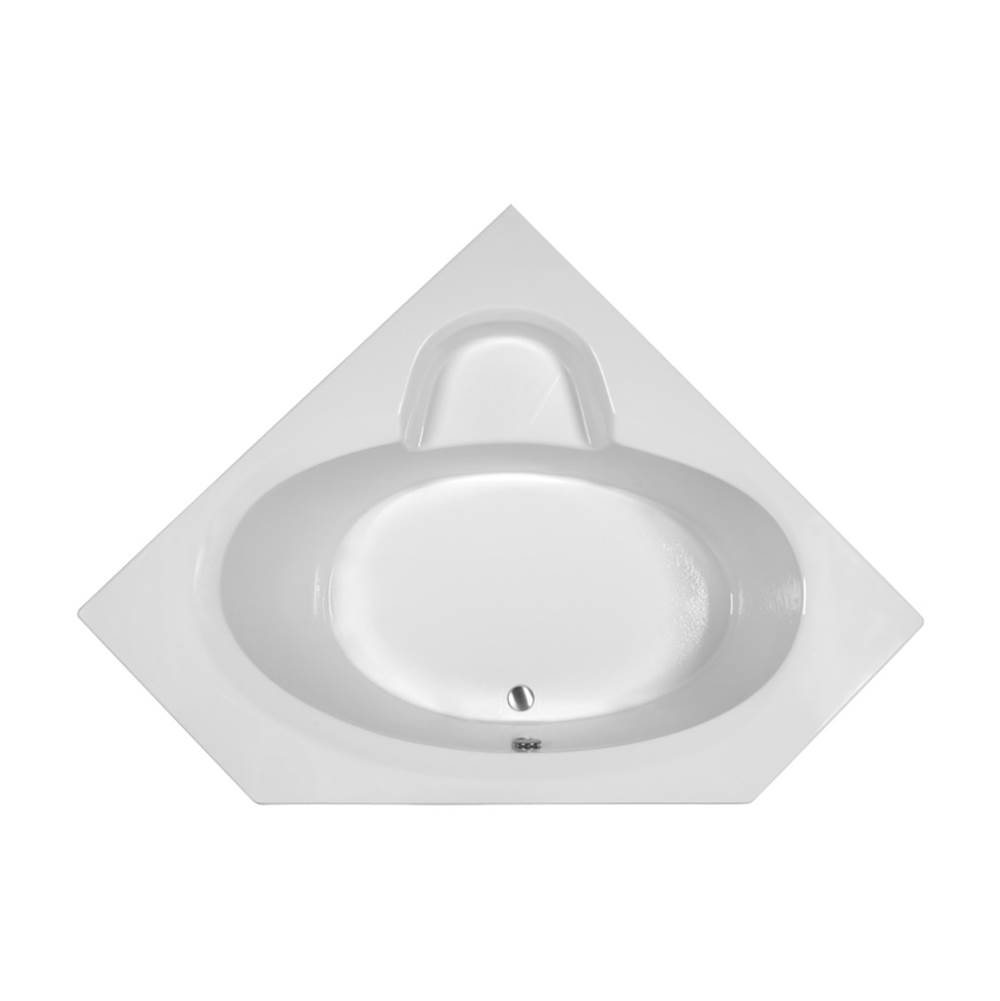 MTI Baths Drop In Soaking Tubs item MBSSC6060-BI