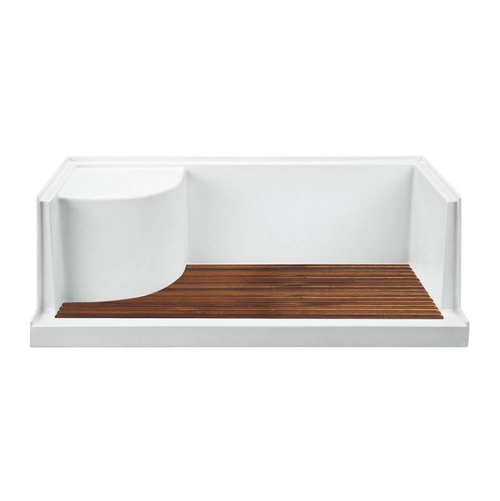 MTI Baths  Shower Bases item TK-6042SEATED
