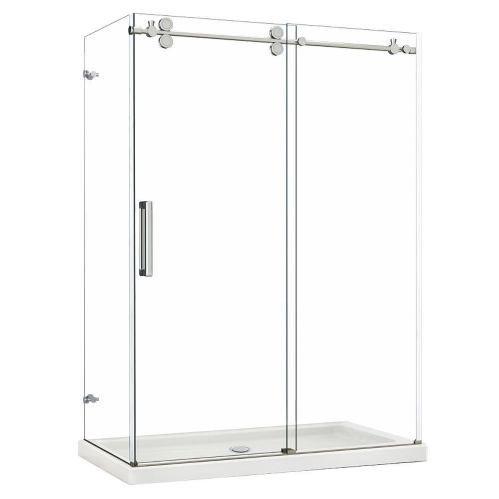 MTI Baths  Shower Doors item TS2-7242NS