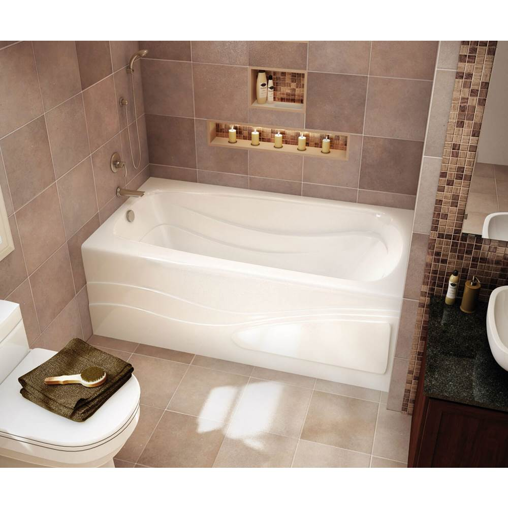 Maax Three Wall Alcove Whirlpool Bathtubs item 102202-R-003-001