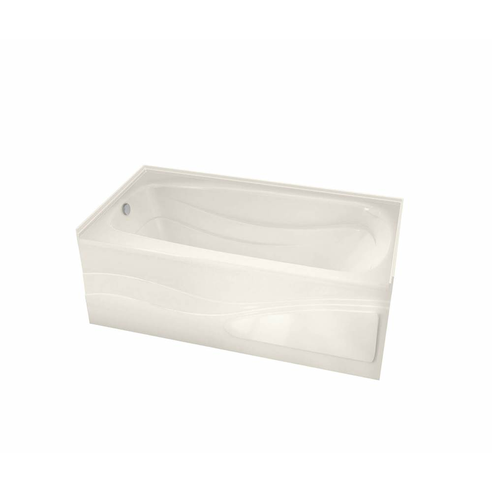 Maax Three Wall Alcove Whirlpool Bathtubs item 102202-R-003-007