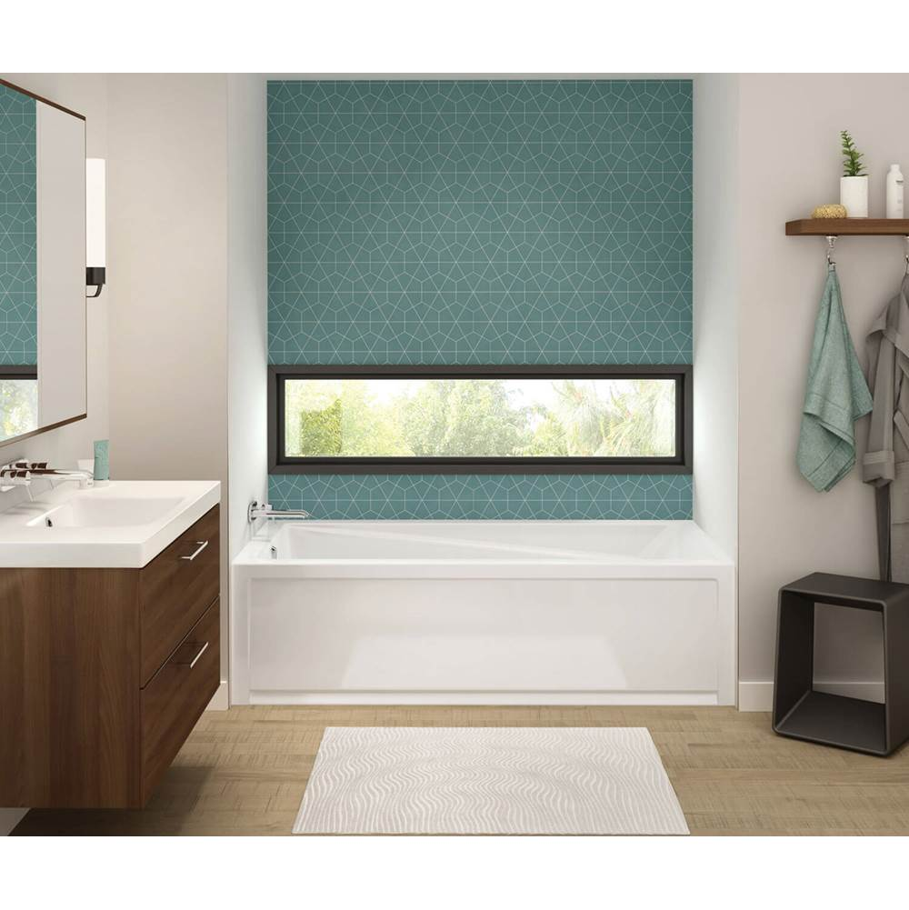 Maax Three Wall Alcove Whirlpool Bathtubs item 106226-L-003-001