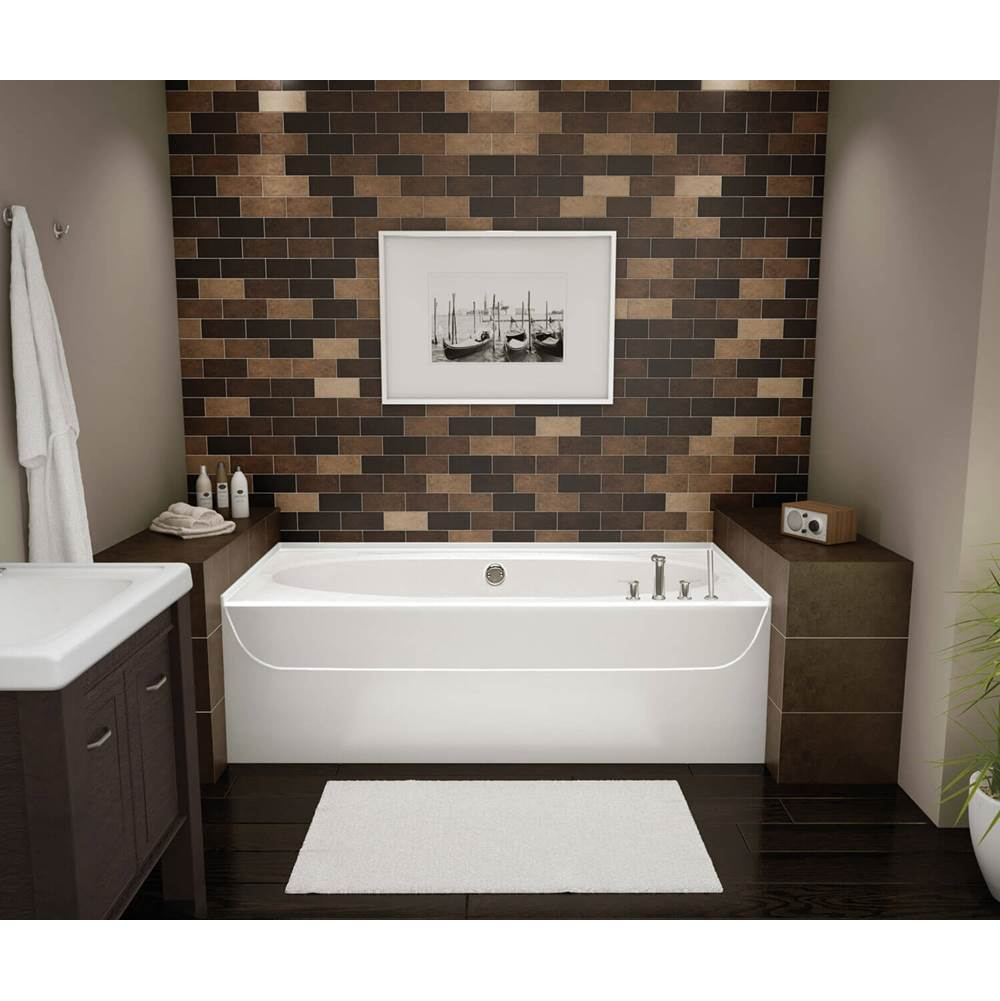 Maax Three Wall Alcove Soaking Tubs item 140000-000-019