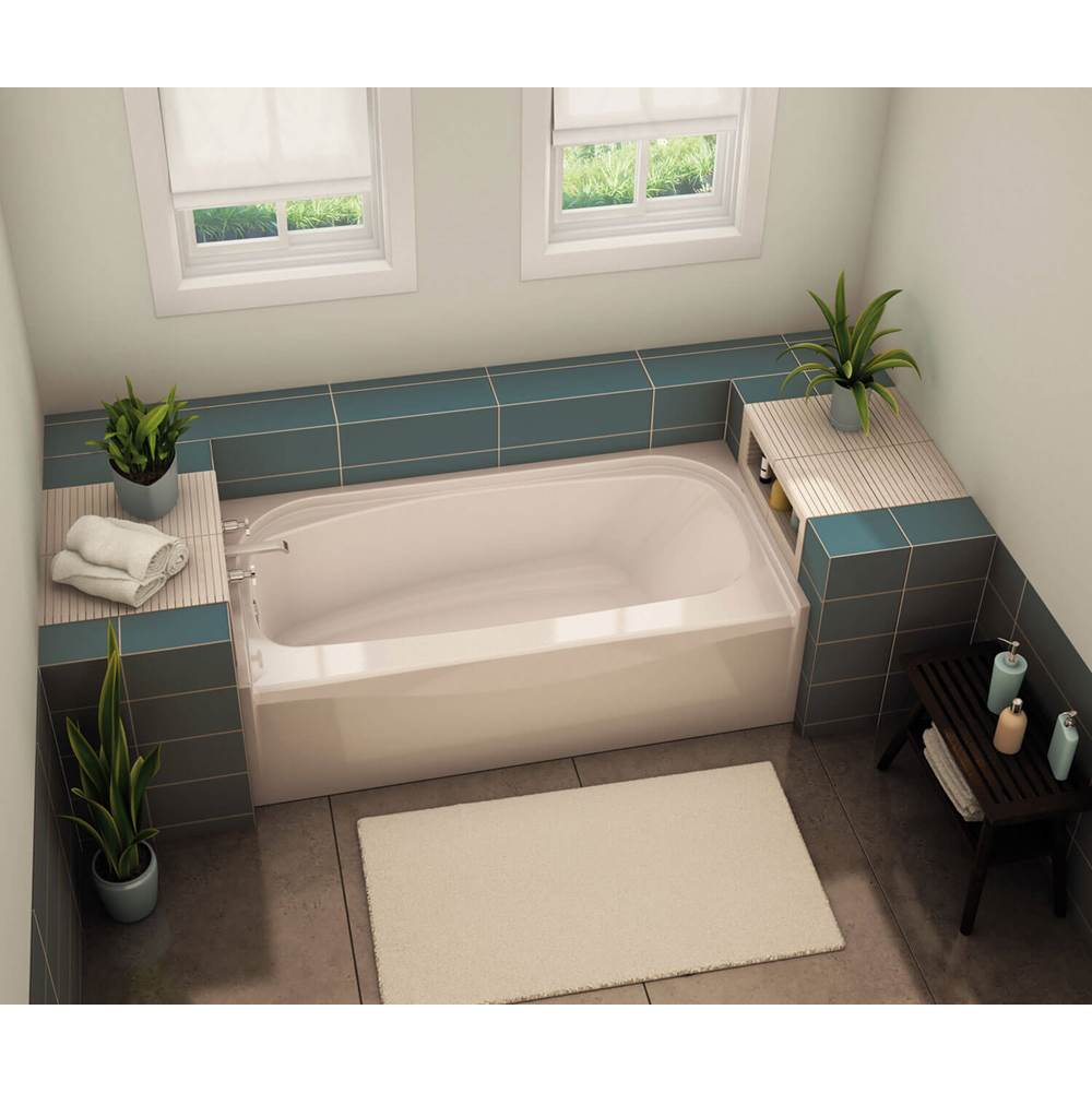 Maax Three Wall Alcove Whirlpool Bathtubs item 145009-R-003-019