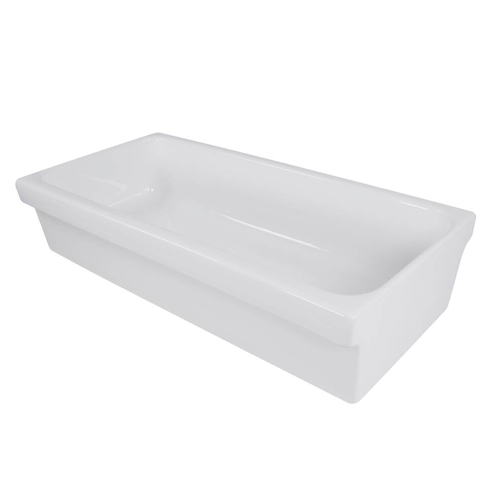 Nantucket Sinks Farmhouse Bathroom Sinks item Canal35-90