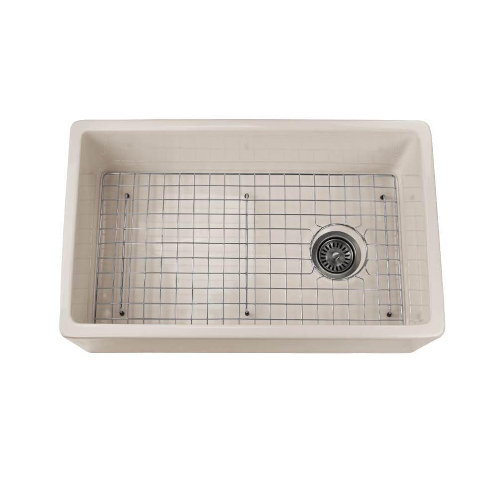 Nantucket Sinks Undermount Kitchen Sinks item FCFS30B