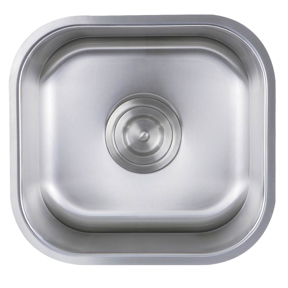 Nantucket Sinks Undermount Bar Sinks item NS21