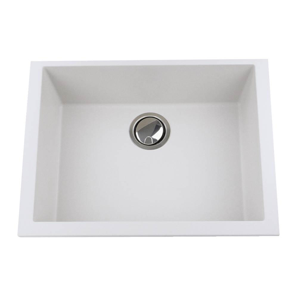 Nantucket Sinks Undermount Kitchen Sinks item PR2418-W