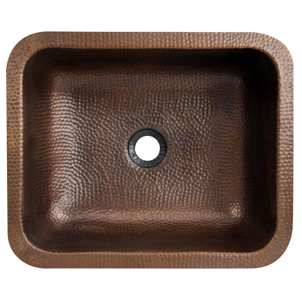 Nantucket Sinks Undermount Bathroom Sinks item REHC