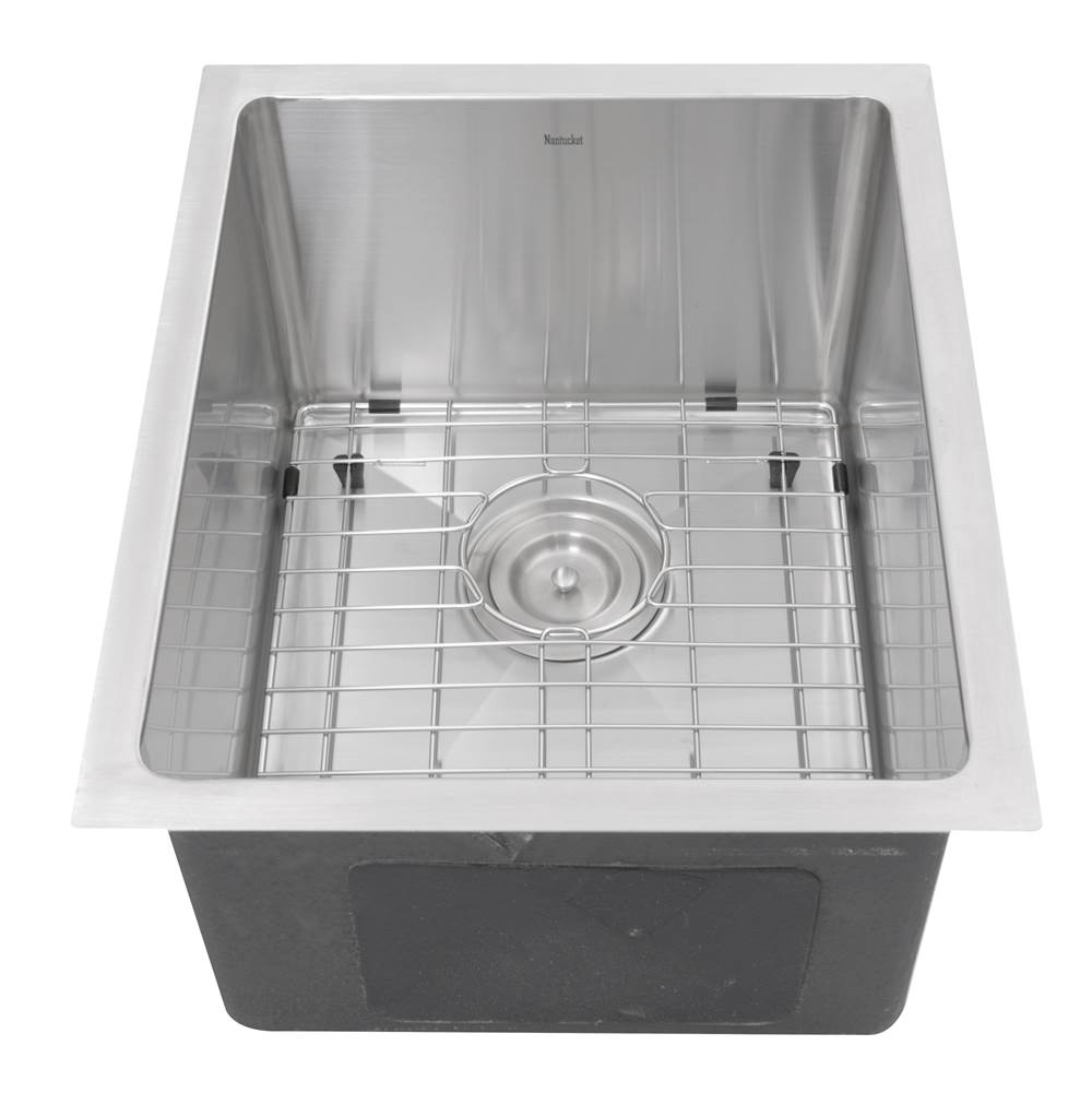 Nantucket Sinks Undermount Bar Sinks item SR1815