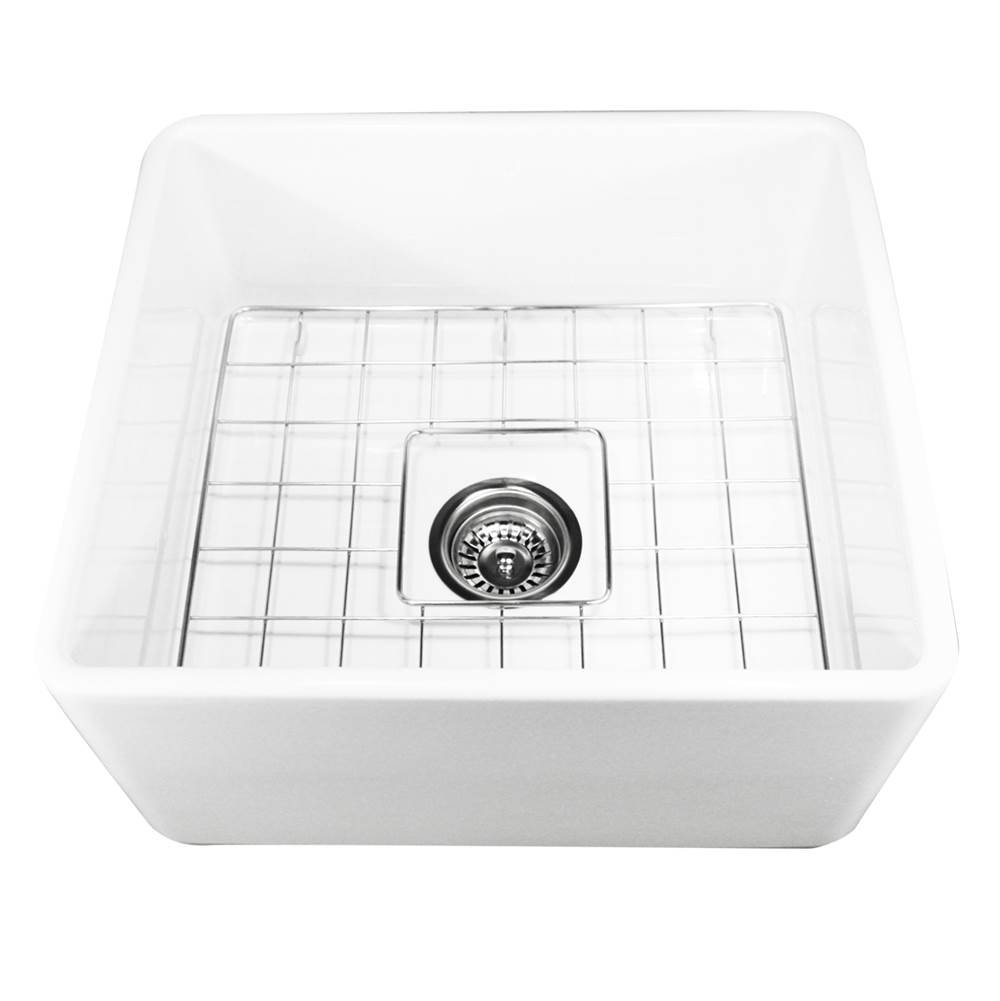 Nantucket Sinks Undermount Kitchen Sinks item T-FCFS20