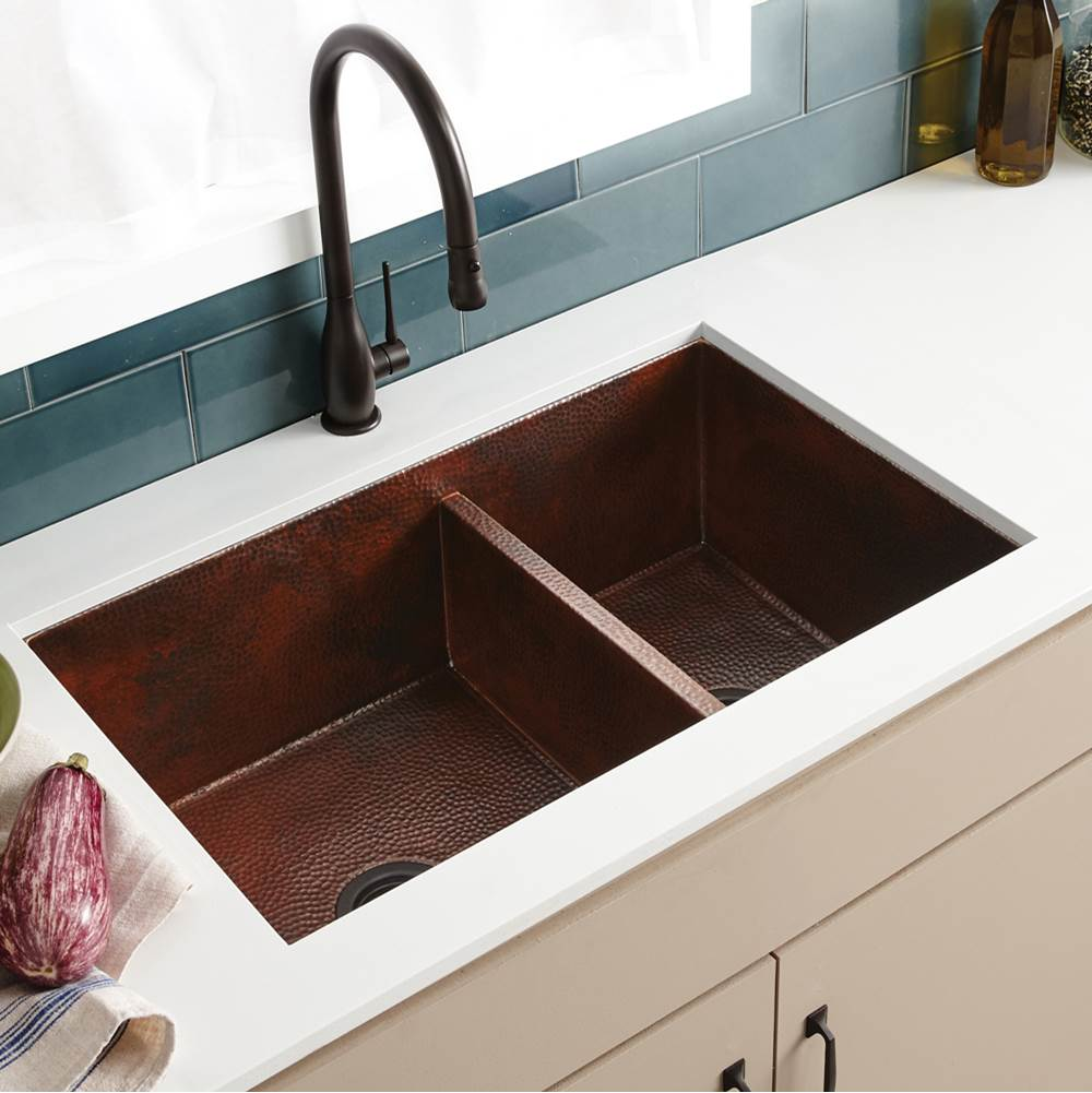 Native Trails Kitchen Sinks Copper Kitchen Sinks | Simon's Supply Co on oven with copper, stainless steel appliances with copper, interior design with copper, stainless steel sink with copper,
