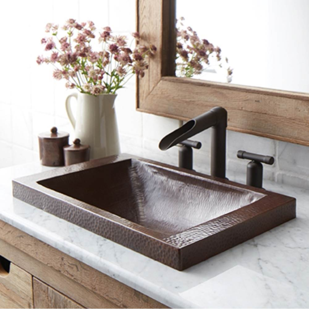 Drop in Sinks Bathroom Sinks | Simon\'s Supply Co., Inc. - Fall-River ...