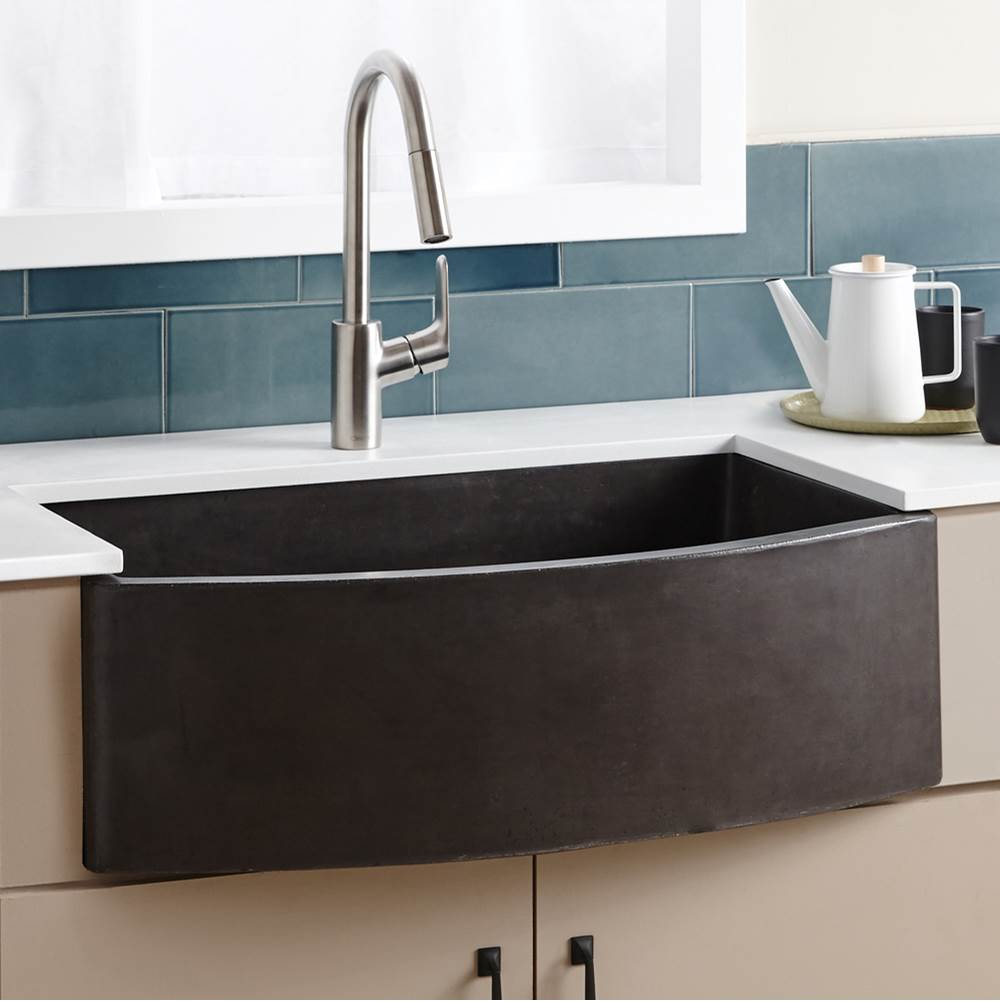 Native Trails Undermount Kitchen Sinks item NSKQ3320-S