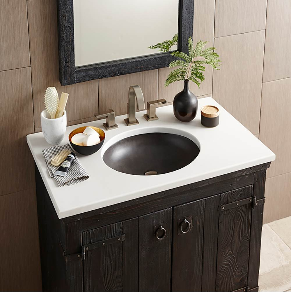 Native Trails Undermount Bathroom Sinks item NSL1916-S