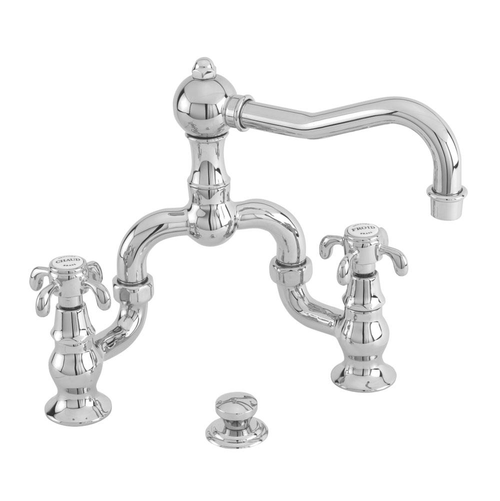 Newport Brass Widespread Bathroom Sink Faucets item 1691/65
