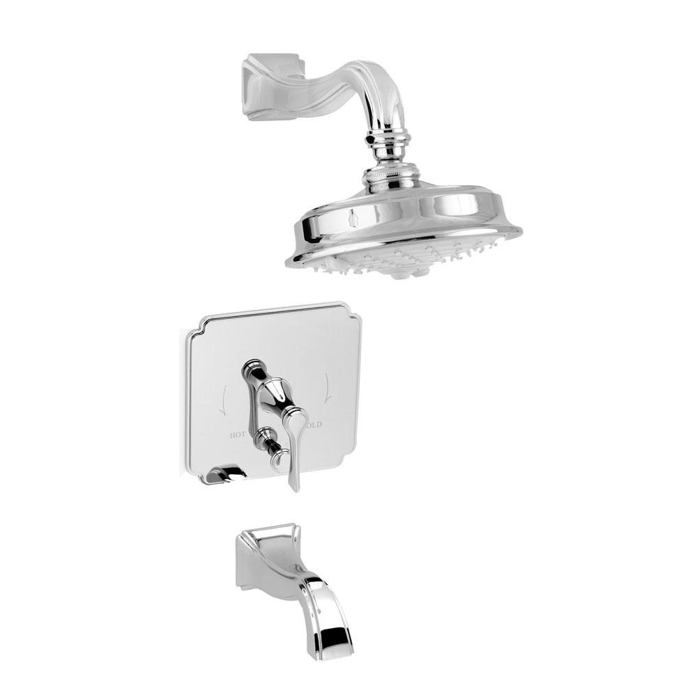 Newport Brass  Tub And Shower Faucets item 3-2532BP/56