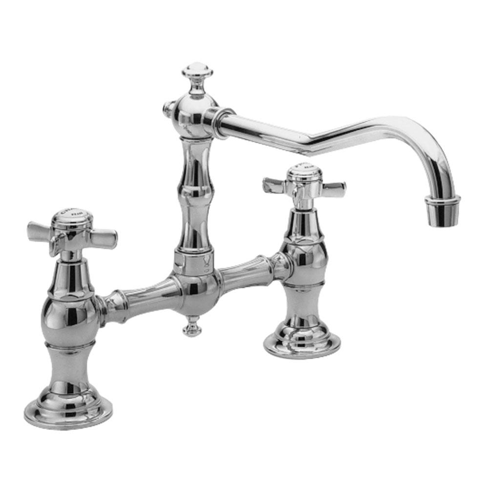 Newport Brass Bridge Kitchen Faucets item 945/08A