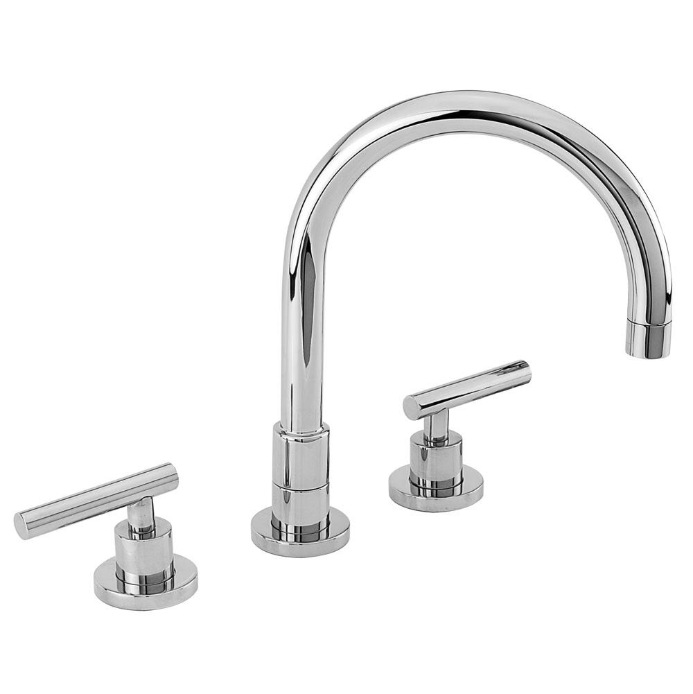 Newport Brass Deck Mount Kitchen Faucets item 9901L/08A