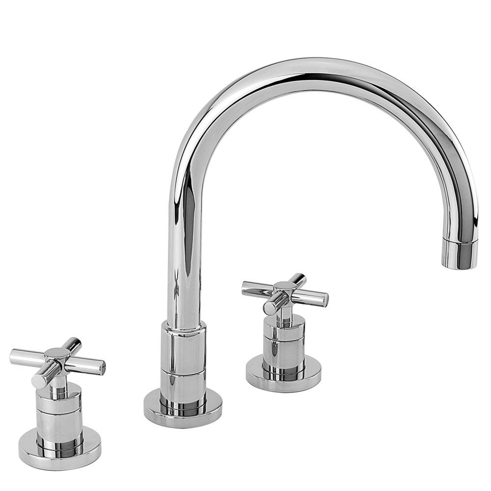 Newport Brass Deck Mount Kitchen Faucets item 9901/08W