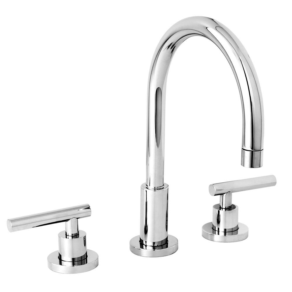 Newport Brass Widespread Bathroom Sink Faucets item 990L/15S