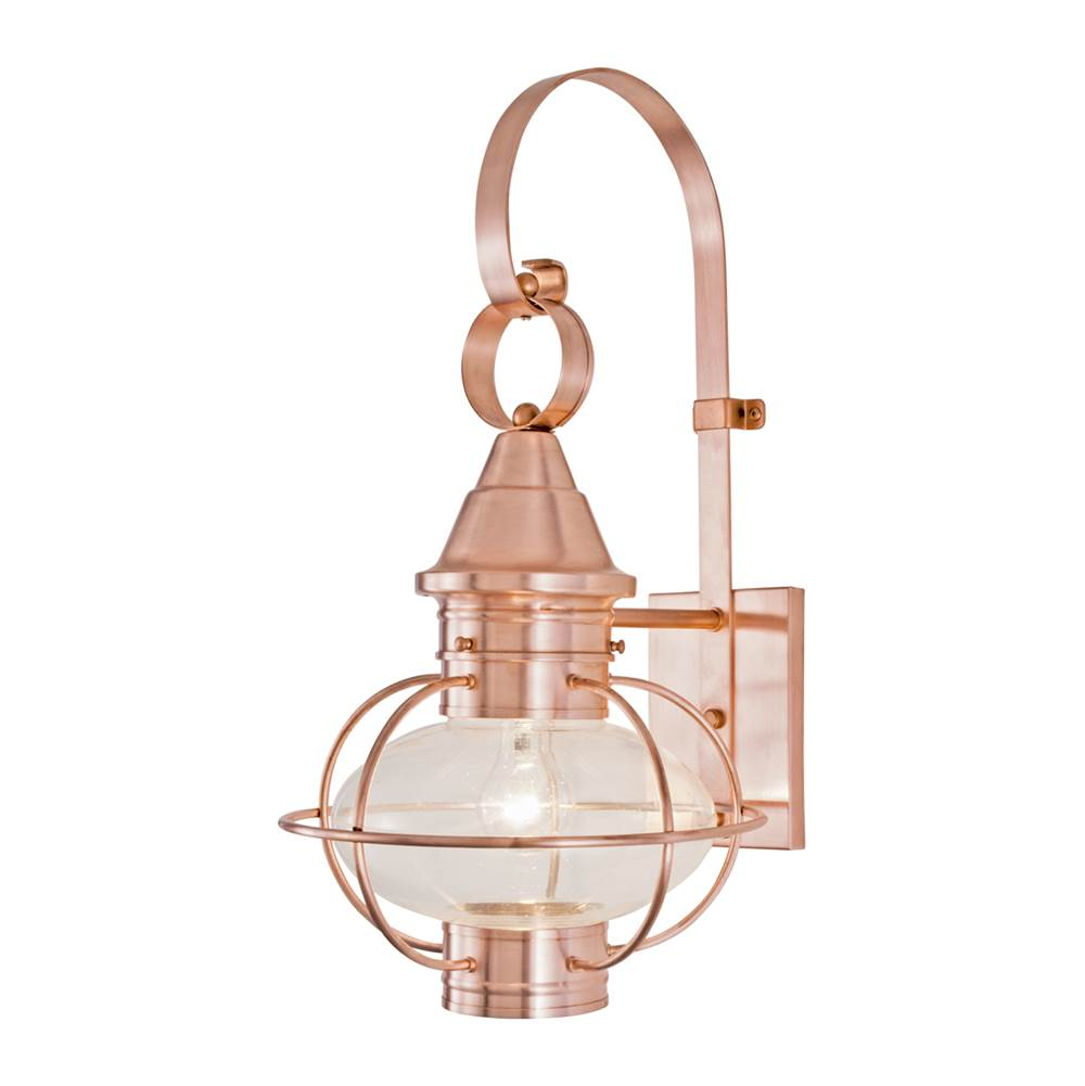 Norwell Wall Lanterns Outdoor Lights item 1612-CO-CL