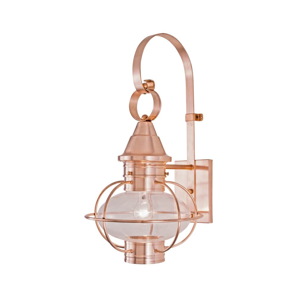 Norwell Wall Lanterns Outdoor Lights item 1613-CO-CL