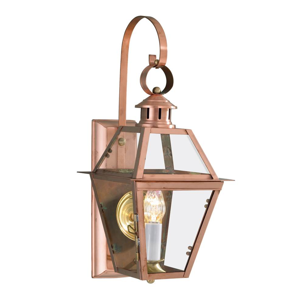 Norwell Wall Lanterns Outdoor Lights item 2253-CO-CL