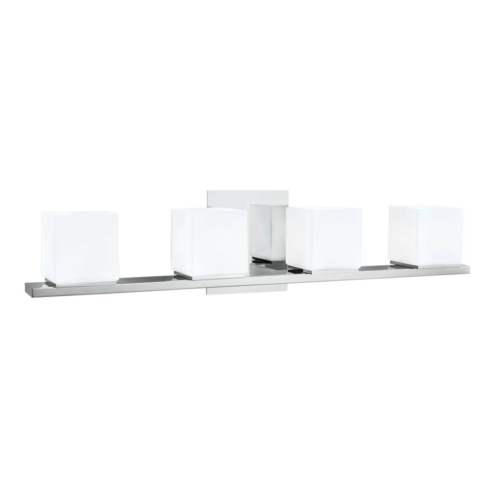 Norwell Four Light Vanity Bathroom Lights item 5314-CH-MO