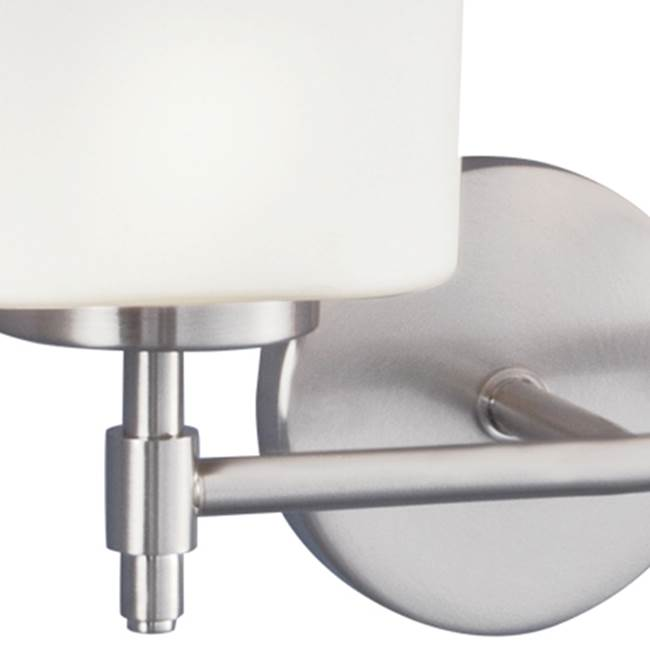 Norwell Three Light Vanity Bathroom Lights item 5323-BN-MO