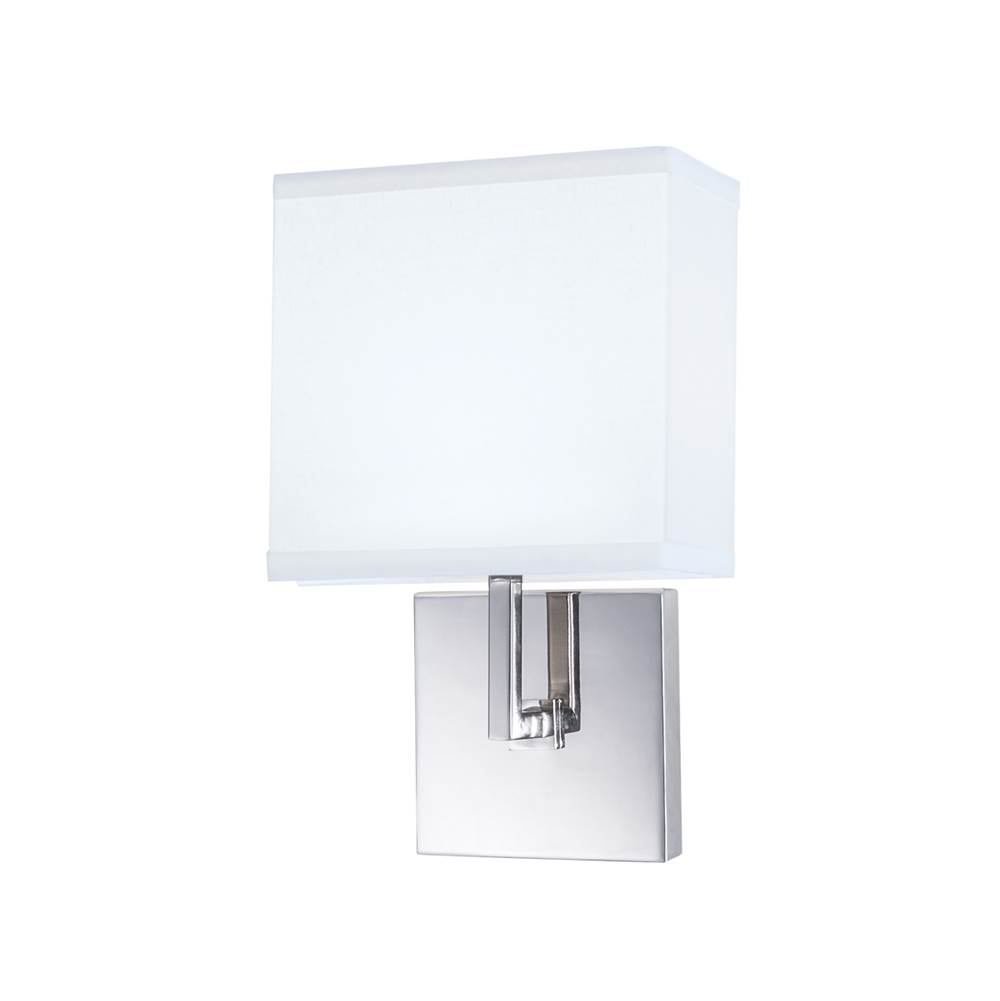 Norwell Sconce Wall Lights item 8985-PN-WS