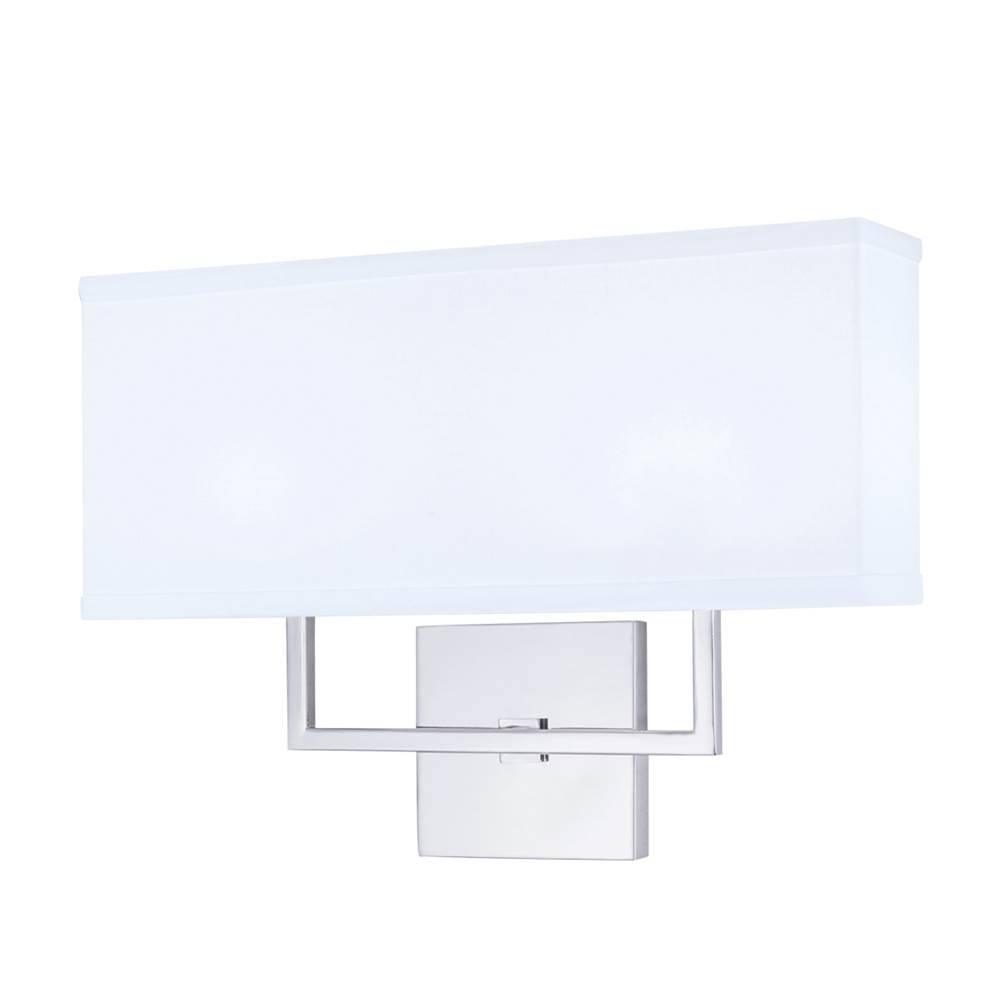 Norwell Sconce Wall Lights item 8986-CH-WS