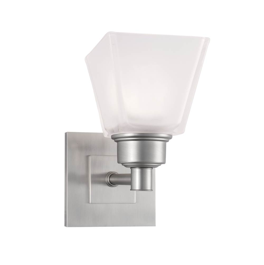Norwell Sconce Wall Lights item 9635-BN-SQ