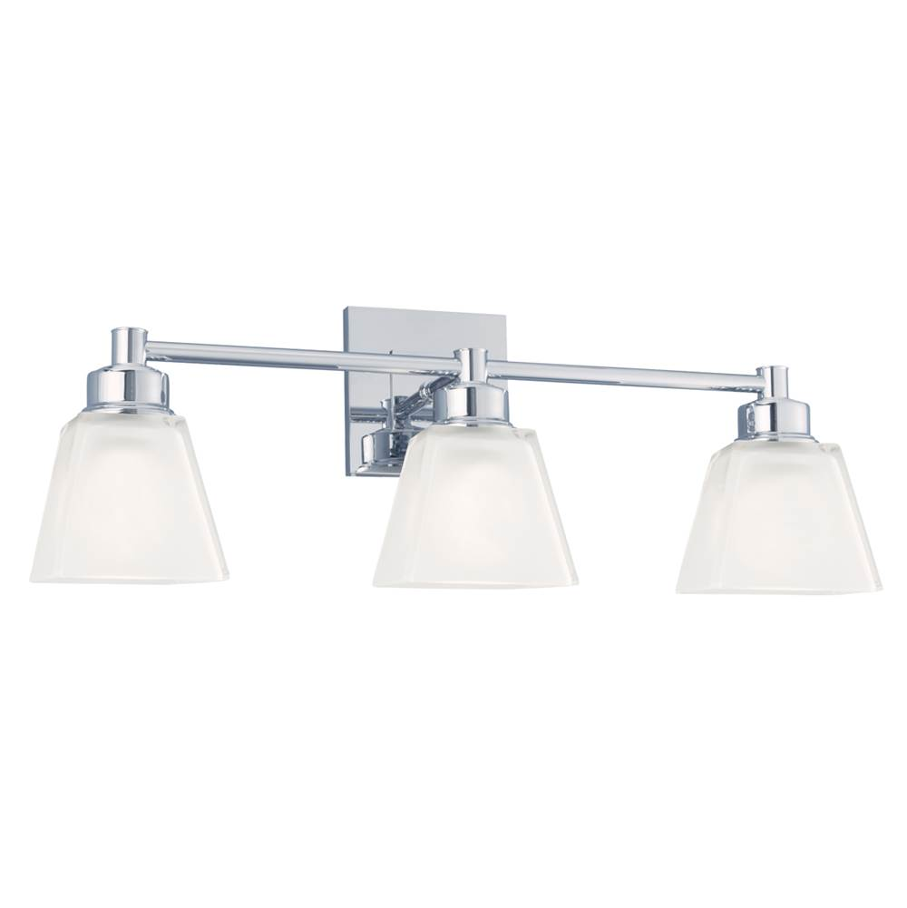 Norwell Sconce Wall Lights item 9637-CH-SQ