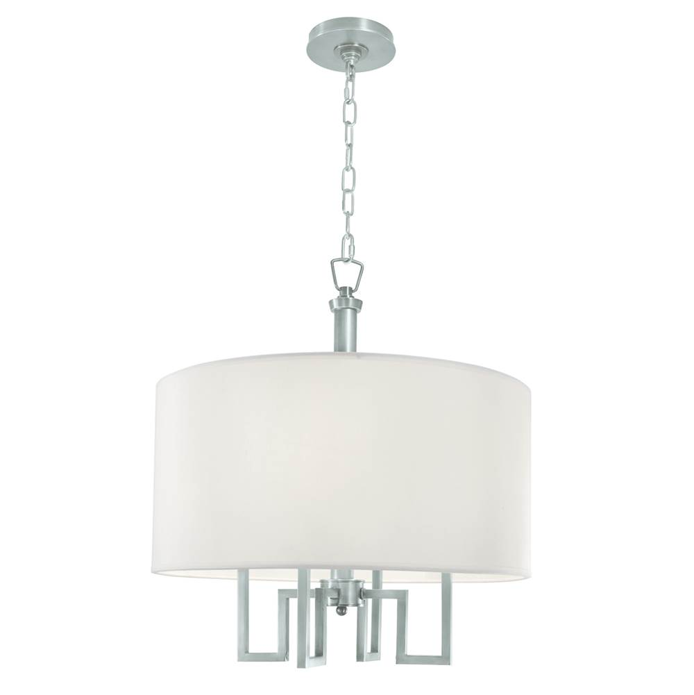 Norwell Single Tier Chandeliers item 9677-BN-WS