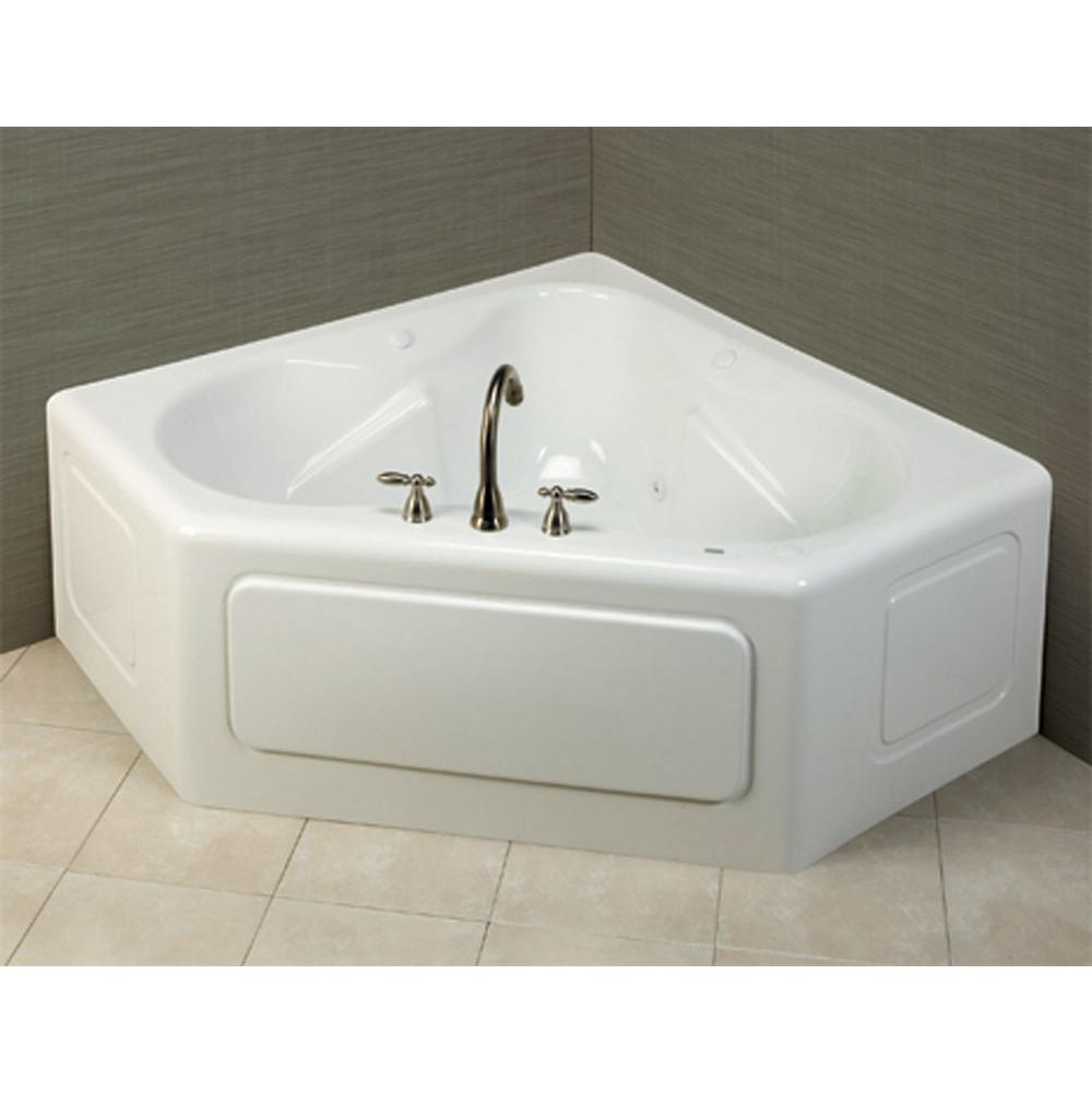 soaking person two corner decofurnish tub