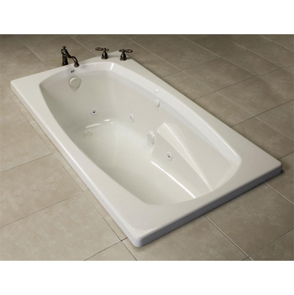 Oasis Drop In Soaking Tubs item TRG-270 BSC/CWS CHR